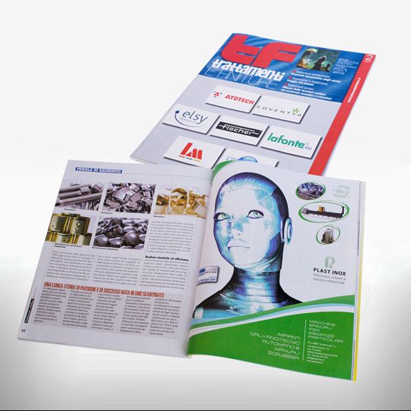 Studio e realizzazione grafica campagna ADV