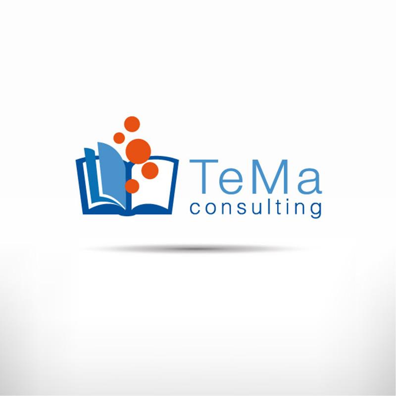 Logo Tema Consulting, temporary management